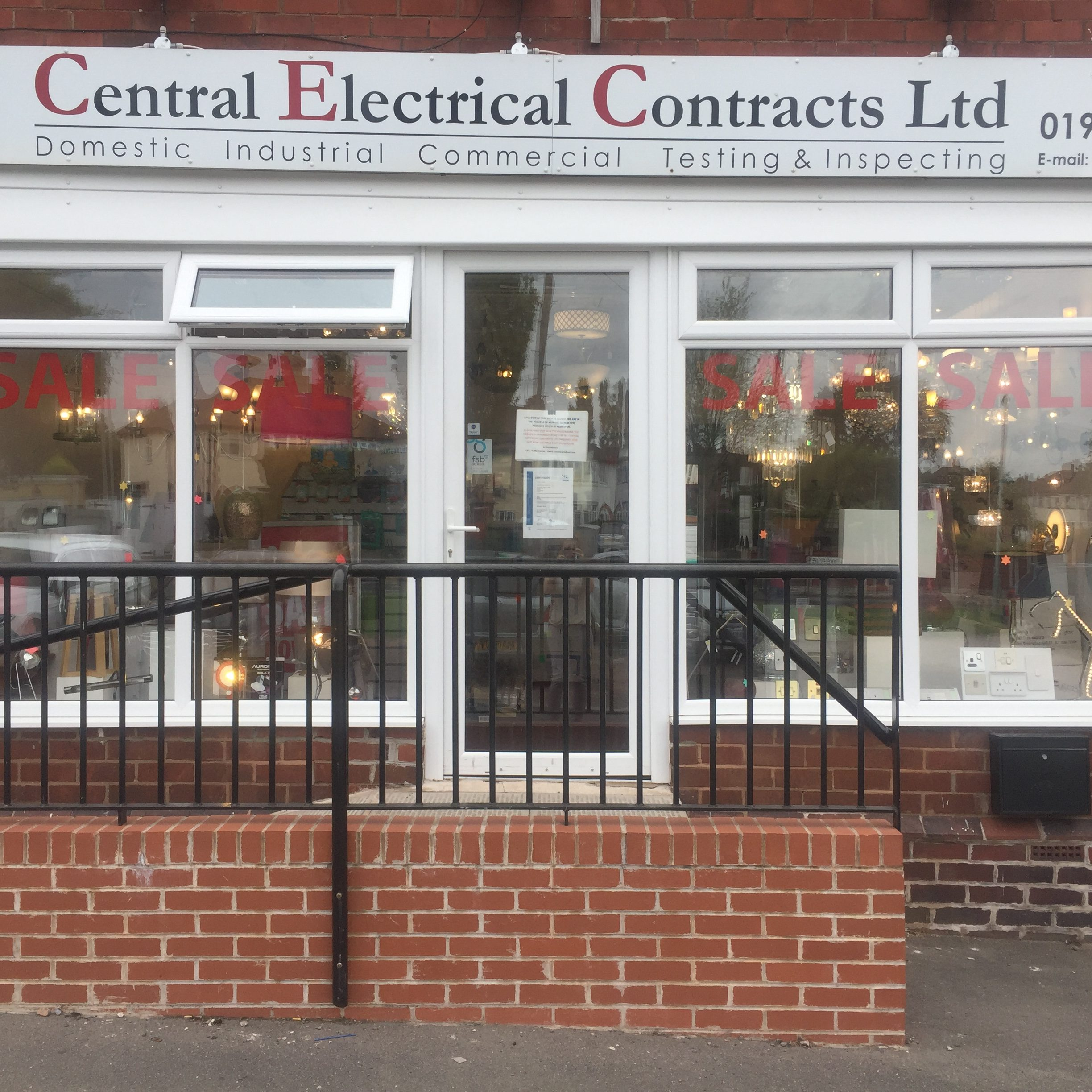 Central Electrical Contracts Ltd